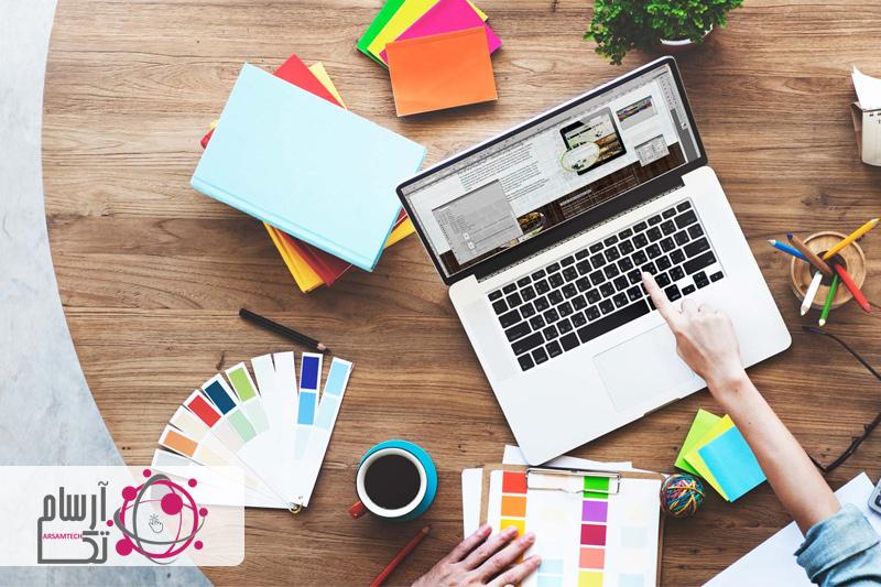 روش ایجاد سبک در طراحی وب سایت