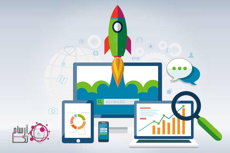 طراحی سایت عامل موفقیت کسب و کار